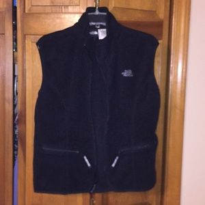 Like New The North Face vest women's L
